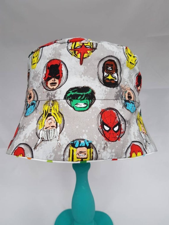 where can i buy marvel bucket hat ccac3 2ffb3 e0a3c914235