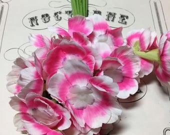 Vintage millinery flower bunch