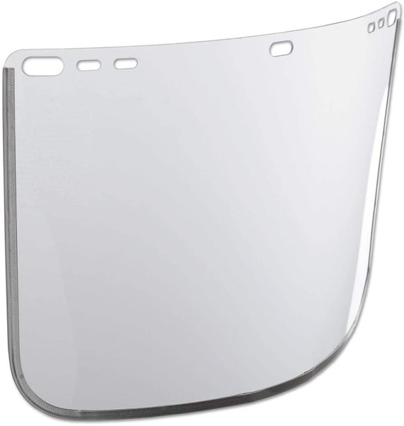 Clear Bound 8040 F30 Acetate Face Shield