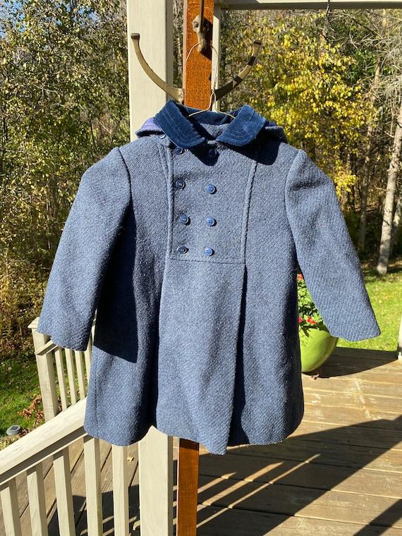 Vintage Children's Coat