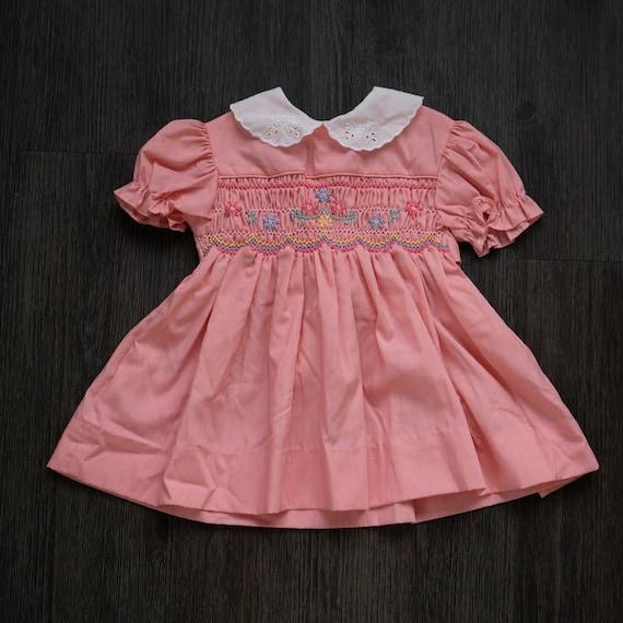 Vintage Children's Dress
