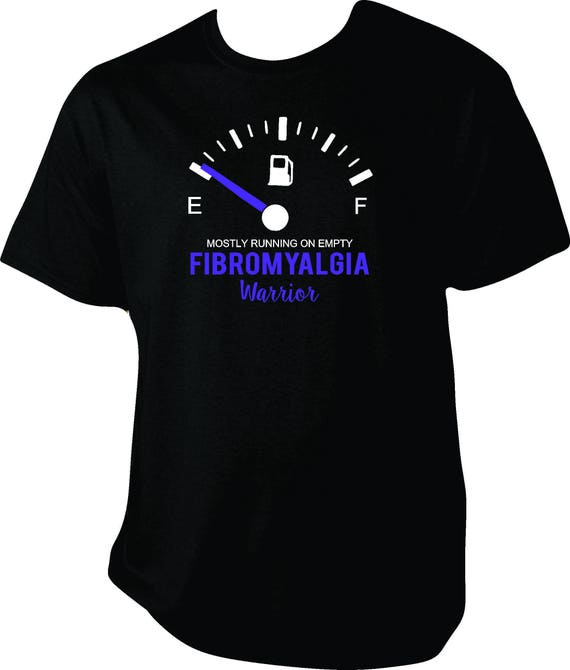 Arkansas Made Fibromyalgia Warrior Running Almost On Empty Short-Sleeve Unisex T-Shirt by