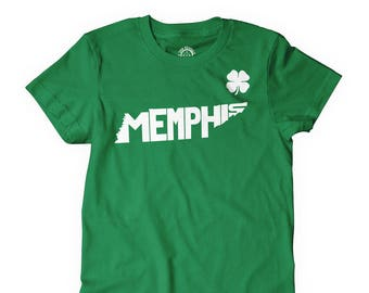 MEMPHIS, TENNESSEE | Stately City St. Patrick's Day Collection