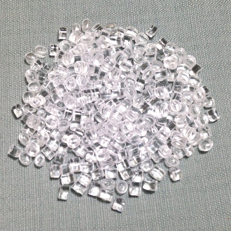 Dollhouse Miniature Bag of Ice Cubes