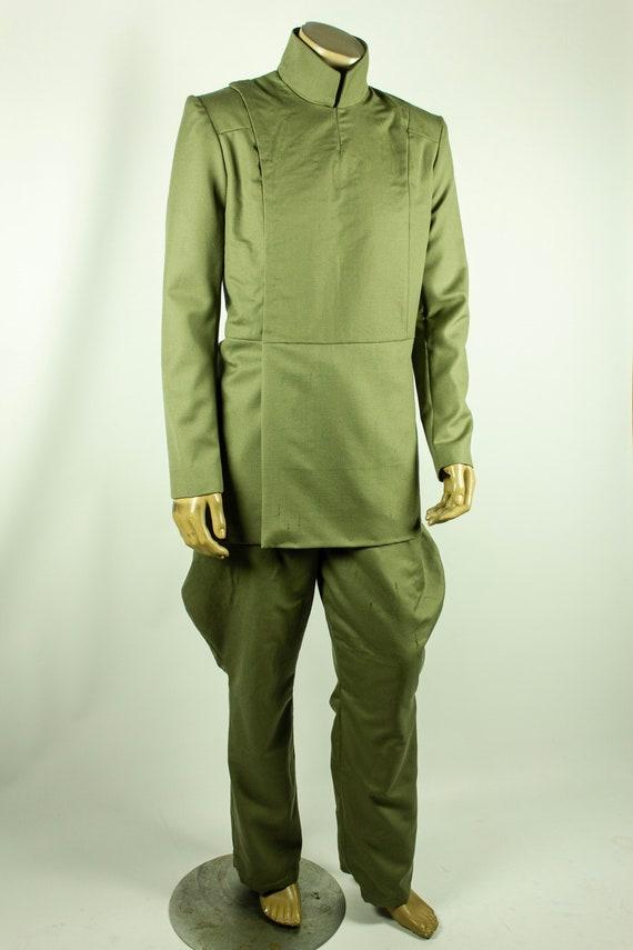 Imperial uniforme nero o oliva fatta a misura Star Wars  fb82f89ef263