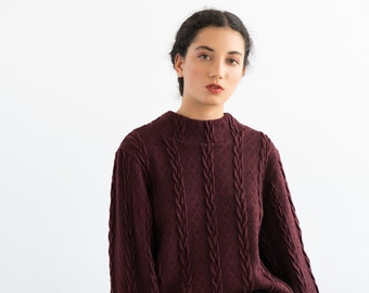 Reversible Sweater- Knit - FW2021- Collection Clair-Obscur - Polaroid -sales