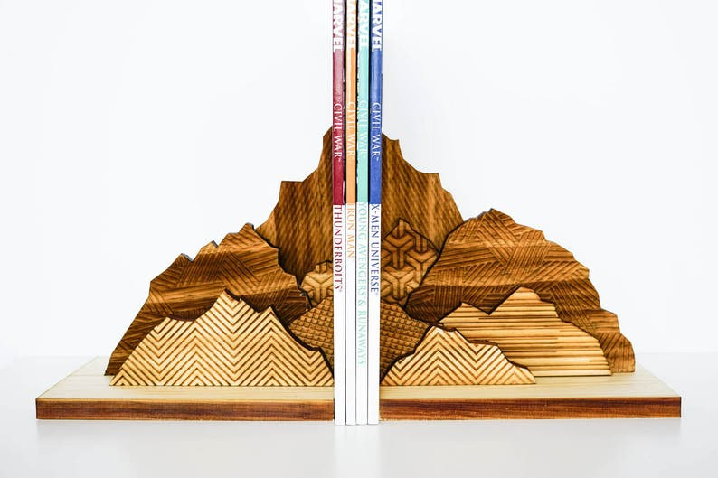 Bookends Book ends Mountain image 0