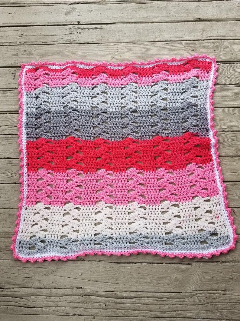 Crochet Preemie Blanket Etsy
