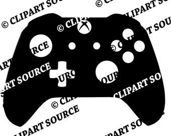 Clip Art Nintendo Controller Nintendo Clipart Video Games Etsy