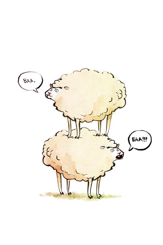 Dolly das Schaf und Klon | Etsy