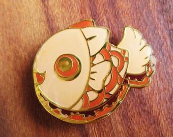 Taiyaki Catfish Pin
