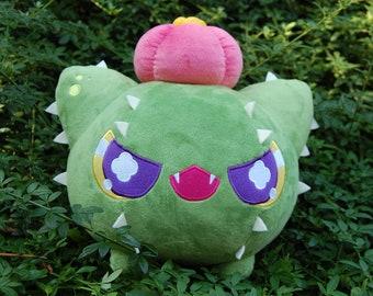 Prickly Purr Plush