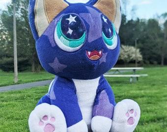 Aurora the Cosmic Kitten Plush
