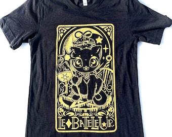 Tarot Cat Shirt