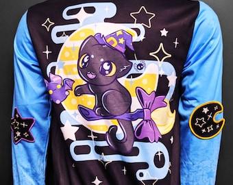 Witch Cat Varsity Jacket