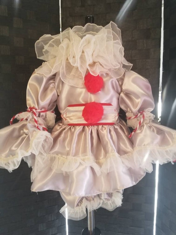 IT, Pennywise, Stephen Kings Pennywise, Pennywise Costume, Pennywise Cosplay, Childs Pennywise, Girl Pennywise, Killer Klowns, Pennywise Set