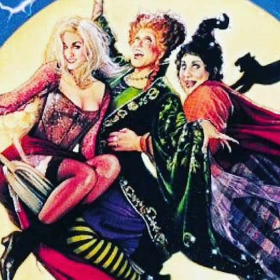 Hocus Pocus, Sanderson Sisters, Costumes size 2t thru size 16, Child Sizes Only Limited Quality8 pi8 z