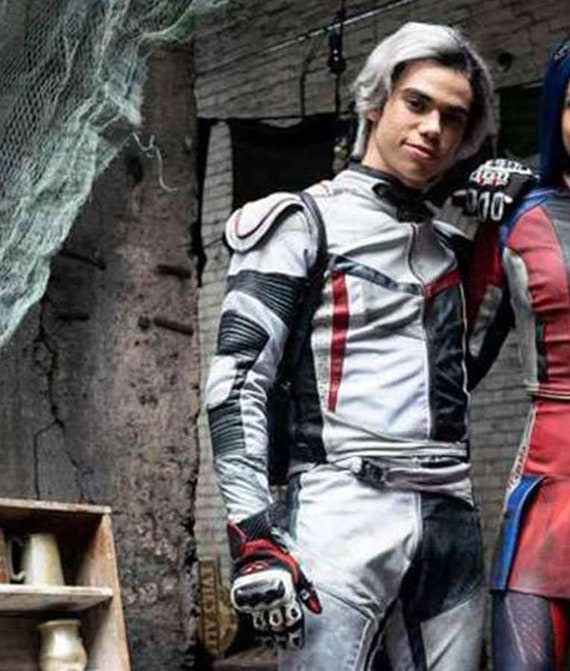 Descendants Carlos Costume Disney's Carlos Descendants Cos Play Honoring Cameron Boyce