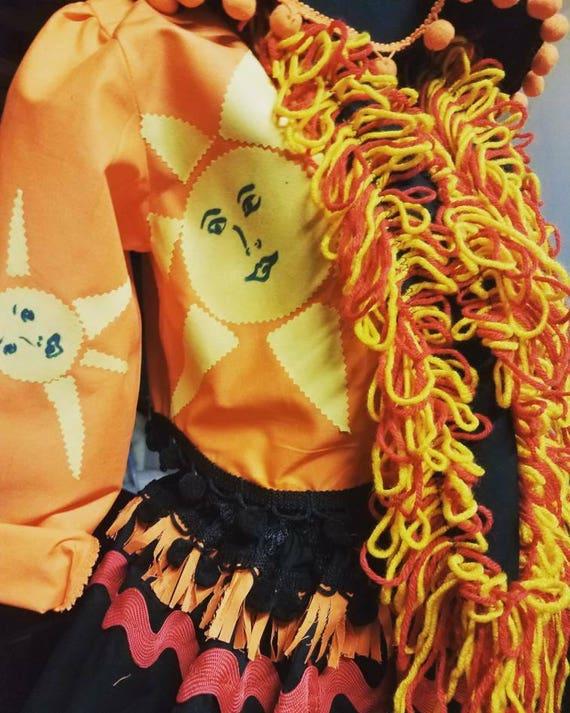 Hocus Pocus 25th Anniversary , Dani Costume, Sanderson Sisters Dani, Halloween Costume, Vintage Witch, Cos Play, Disney's Hocus Pocus