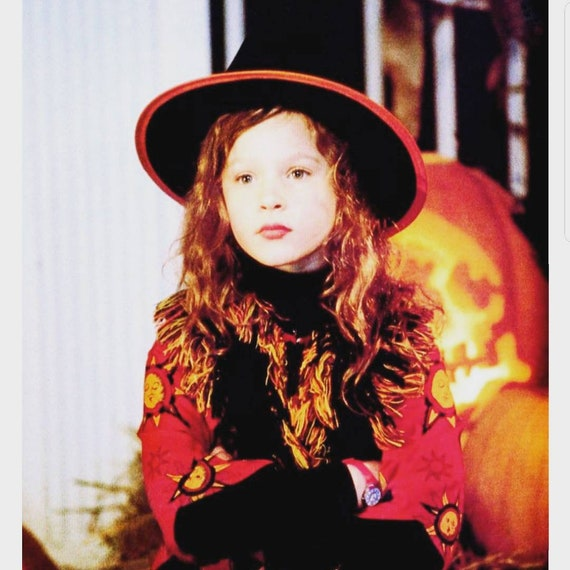 Hocus Pocus, Dani Costume, 25th Anniversary, 5 pc Set, 2t through 16 child sizes. Disney Costume