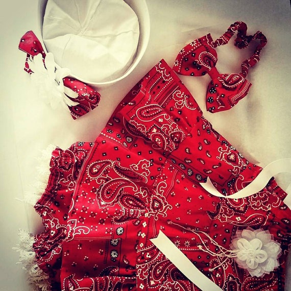 Rustic Baby, Rustic Country Wear, Rustic Dress, Rustic Bloomers Set, Rustic Baby Wear, Bloomers Dress Set, Baby Country Dress, Red