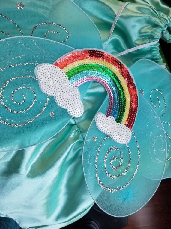 My Little Pony, Rainbow Dash, Rainbow Dash Cosplay, Rainbow Dash Costume, My Little Pony Dress, Little Pony Cosplay, Toddler Rainbow Dash,