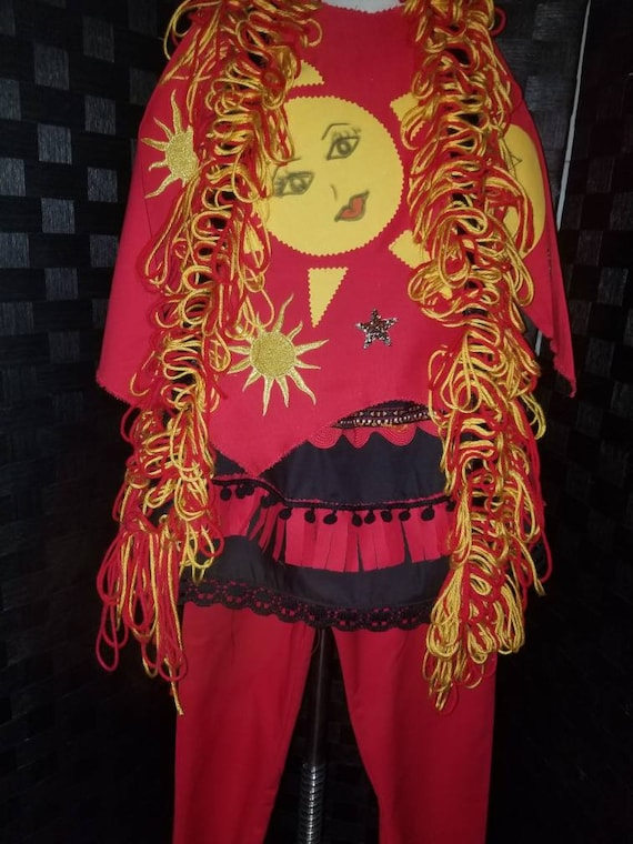 Dani Dennison Costume, Hocus Pocus, Dani Costume, Disney Hocus Pocus, Vintage Witch Costume, 5 Pc Set, 25th Anniversary Hocus Pocus