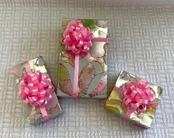 Antique Wrappings for Mothers Day