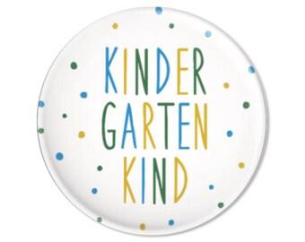 Button Kindergarten Child
