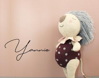 "Cuddly Toy Lion ""Yannie"""