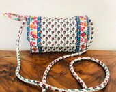 Vera Bradley, small cross body purse, organizer bag ,shoulder bag