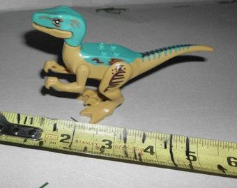 "Animals & Dinosaurs Velociraptor Figure Dinosaur 4.5"" Long Toys & Hobbies Fashion Style 1993 U.k.r.d"