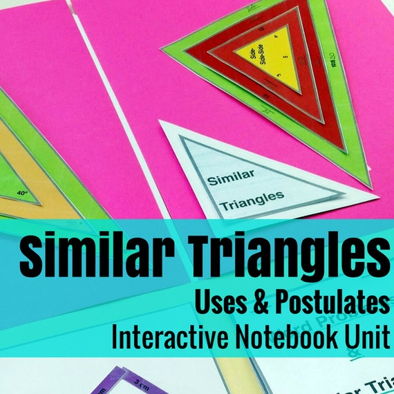Folder Flips: Similar Triangles