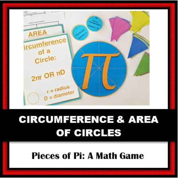 Pieces of Pi Math Game