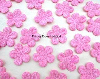 Wholesale Pink 100 Faux Fur Soft Padded Applique b8f8287a44d80
