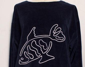 Penguin sweatshirt (SM)
