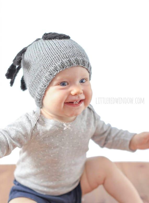 Sombrero de araña bebé tejer patrón patrón de punto sombrero | Etsy