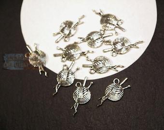 Charms, wool, Charm, pendant, jewellery, accessory, making, jewellery material, creation, jewellery making, jewellery craft, diy kit