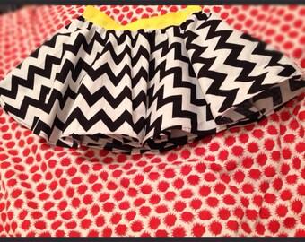 69247ba31e Popular items for chevron circle skirt