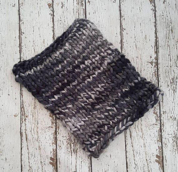 Chunky Knit Baby Blanket Car Seat Blanket Merino Superwash Etsy