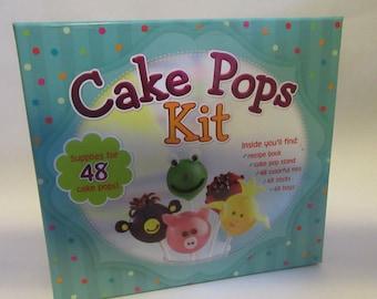 Cake Pop Kit - Makes 48 Pops