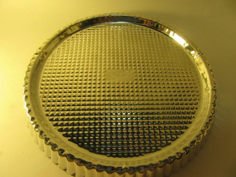 Pampered Chef Flan Pan