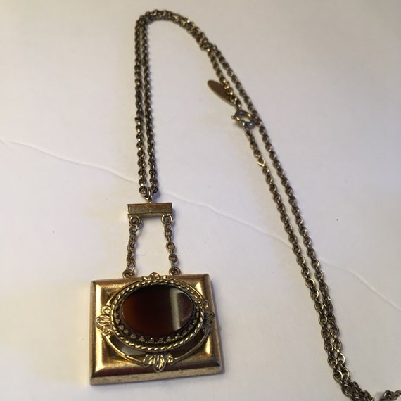 Whiting and Davis Necklace