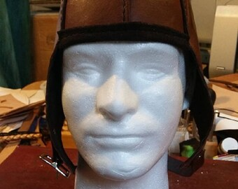 Adult size Aviator helmet