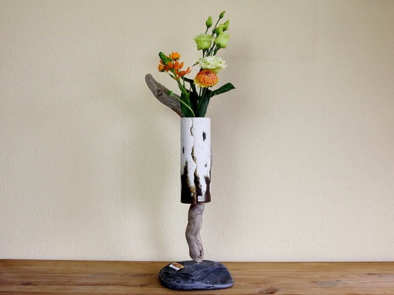 Tubes vase pure nature exclusive design