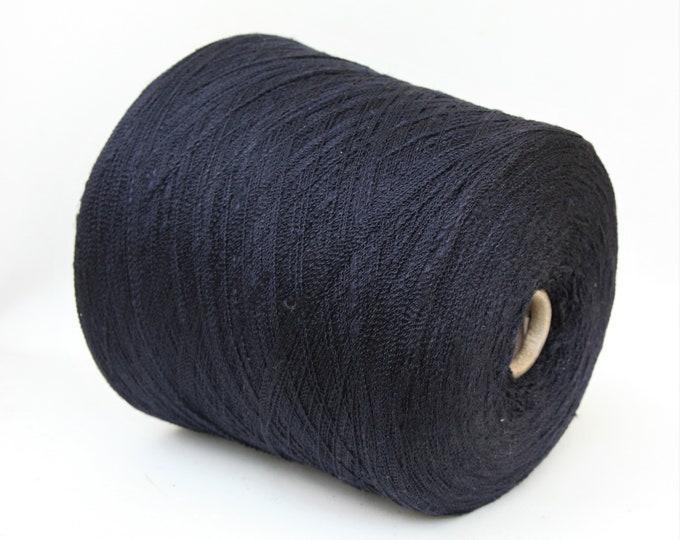 100% japanese mulberry silk yarn on cone, 900g cone