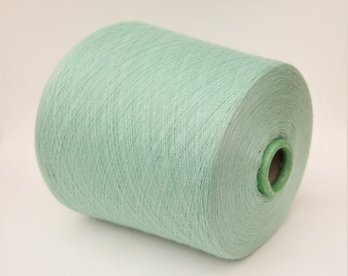 100% cashmere yarn on cone, per 900g