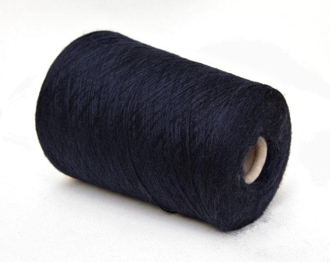 100% royal baby alpaca yarn on cone, per 100g