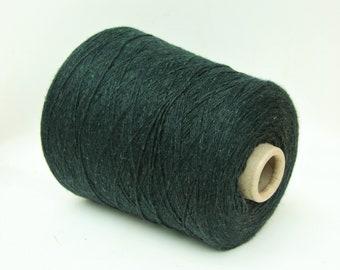 Alpaca/cashmere/silk yarn on cone, per 100g
