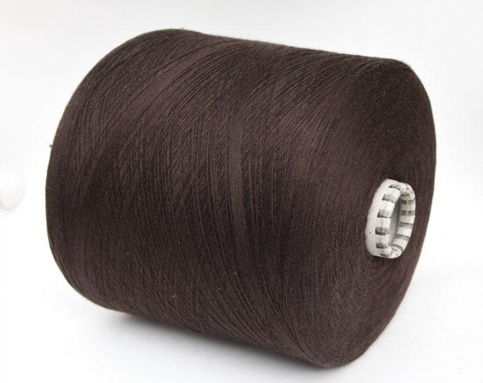 100% egyptian GIZA cotton yarn on cone, per 100g